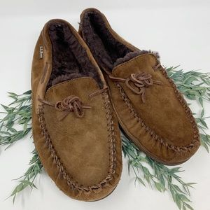 Men's Wicked Good Moccasins Size 11 Wide
